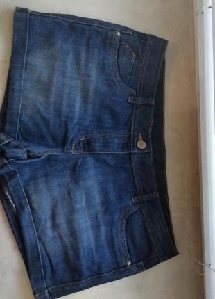 Идеальные джинсовые шорты george4