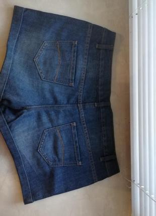 Идеальные джинсовые шорты george5