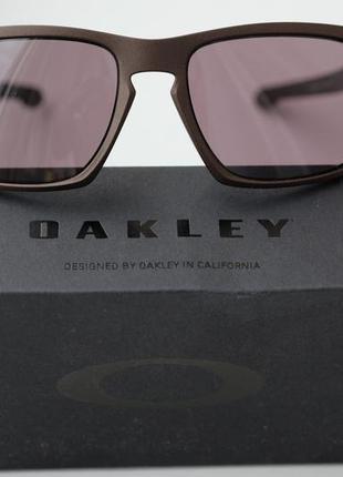 Сонцезахисні окуляри oakley sliver