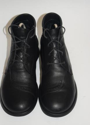 Кожаные ботинки  everybody by b.z.moda