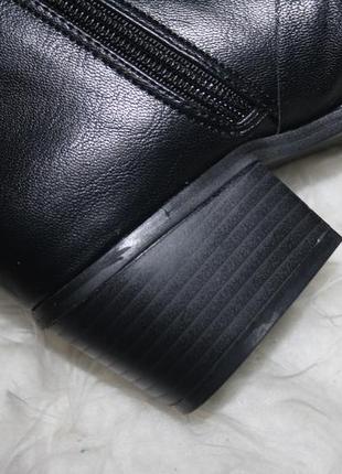 Актуальные ботинки с бантом missguided5 фото