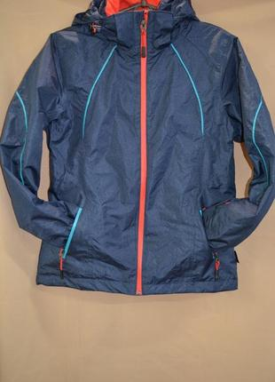Мембранная лыжная термо куртка crivit размер 38 евро