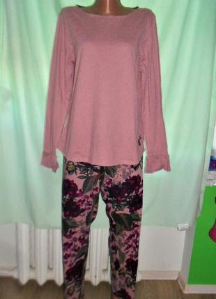 Пижама трикотажная размер 16