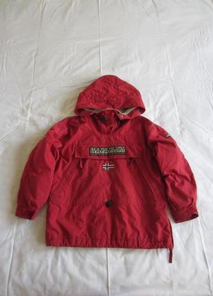 Куртка анорак napapijri, оригинал, на 8 лет