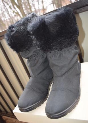 Зимние сапоги ботинки мембранные multitex р.7/41 26,5 см