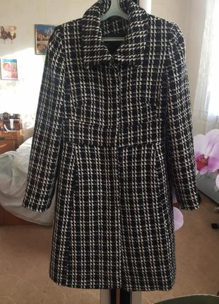 Классическое пальто осень-весна