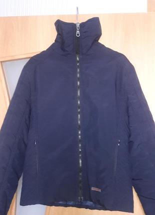Теплая, функциональная лыжная куртка spedito с высоким воротом, р. s