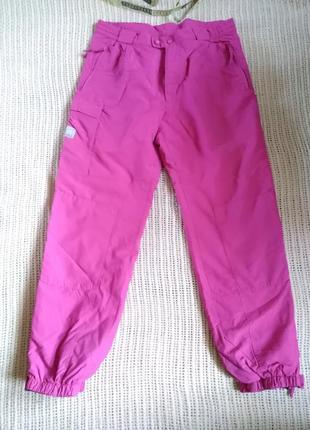 Спортивные брюки на подкладке,очень теплые