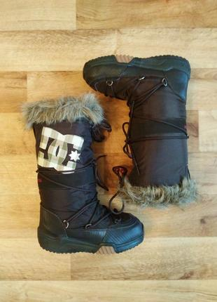 Мунбути dc chalet ladies snow boot.