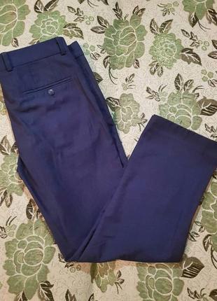 Лёгкие  мужские классические брюки штаны
