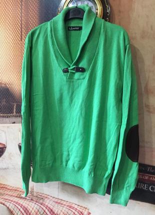 Яркий , стильный свитер джемпер  campos
