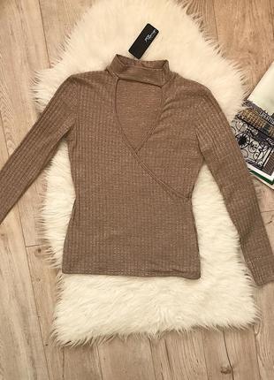 Новый стильный свитер jane norman s/m
