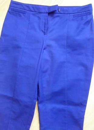 Укороченные брюки f&f   l