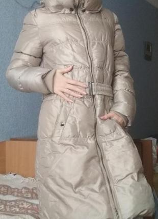 Зимний пуховик, зимняя куртка, женская