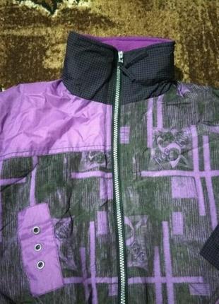 Комбинезон костюм зимний лыжный теплый рост 176