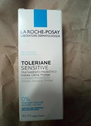 Увлажняющий крем для чувствительной кожи la roche-posay toleriane sensitive