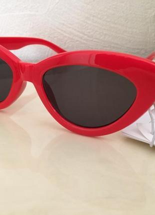 Новые очки-кошки со всеми бирками от бренда h&m