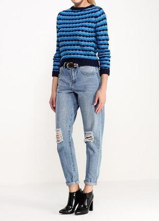 Укорочённый свитер джемпер asos xs-s