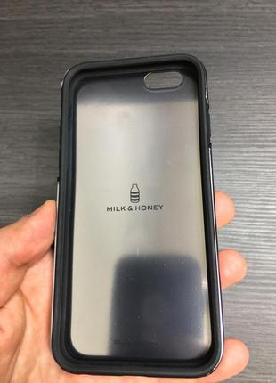 Оригинальный чехол milk and honey для iphone 6 6s5