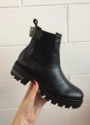 Ботинки, сапоги, зимняя обувь nila&nila