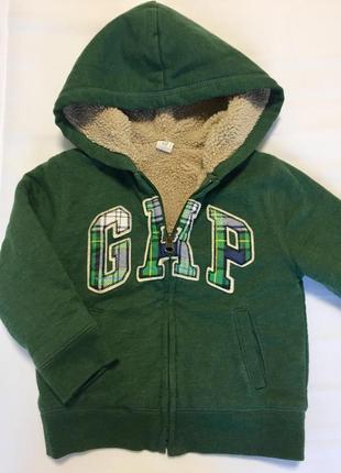 """Куртка с капюшоном """"baby gap"""", оригинал сша"""