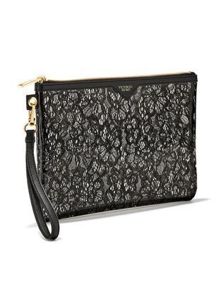 Косметичка от victoria's secret lace pouch