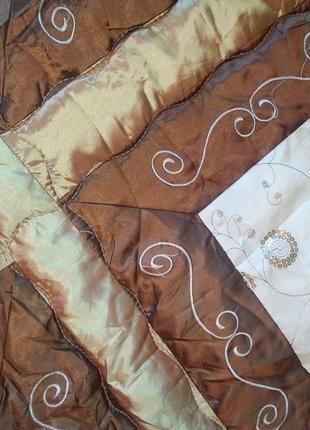 Красивое одеяло, покрывало на синтепоне размер 245*2482
