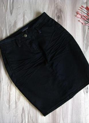 Суперская джинсовая юбка размер eur 36- 38