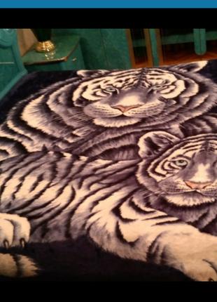 Одеяло плед покрывало двухстороннее 200х240 lotus golden bear бельгия