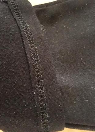 Теплые лосины -брюки для беременных