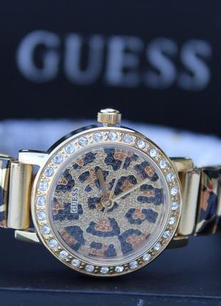 Часы guess оригинал из сша w0887l1.