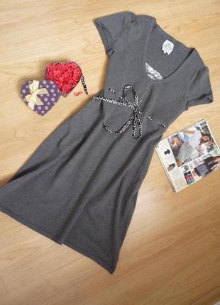 Платье миди от датского бренда ze-ze / 70% хлопок