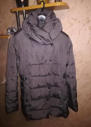 Тёплая куртка на пуху, пуховик nine west