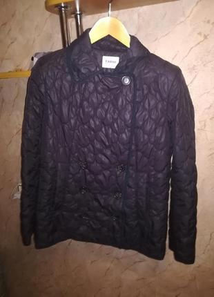 Демисезонная стеганая куртка farhi