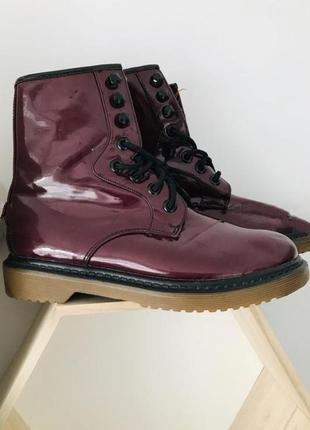 Лаковые 🥀 ботиночки 🥀осень- весна