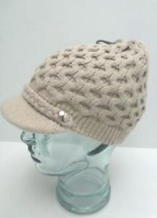 Абсолютно новая оригинальная шапка с козырьком calvin klein