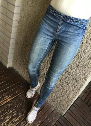 В наличии джинсы на резинке s--m,джегинсы, джинсы на резинке плотные джегинсы