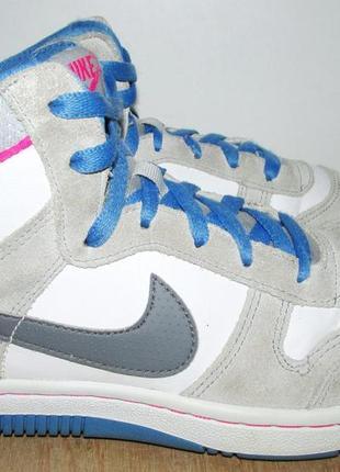 Nike замша оригинал