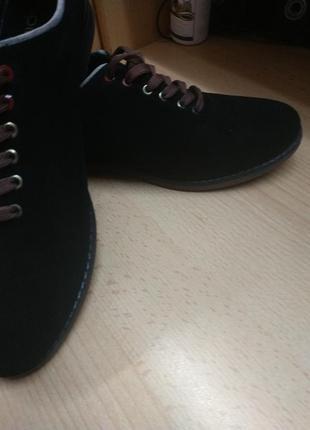 Туфли замшевые аlpino2 фото