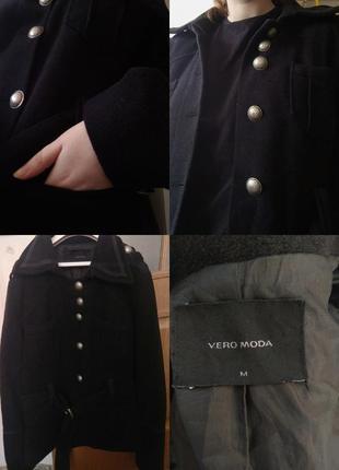 Стильное пальто от vero moda