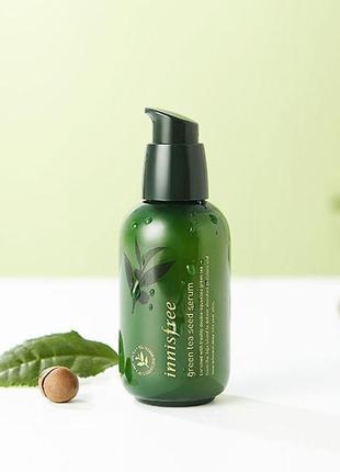 Сыворотка с экстрактом семян зеленого чая innisfree