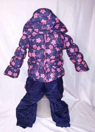 Евро костюм для девочки от годы до двух лет