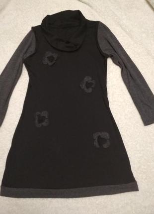 Трикотажное платье италия