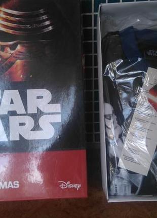 Флисовый костюм,пижама star wars.