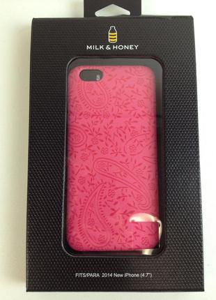 Оригинальный чехол milk and honey для iphone 6 6s1