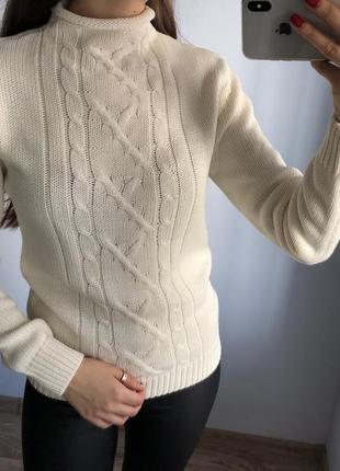 Молочный свитер esmara