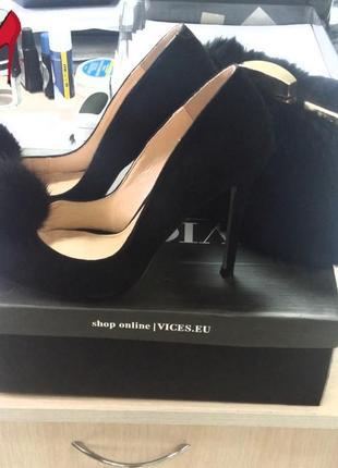 Комплект туфли и сумочка