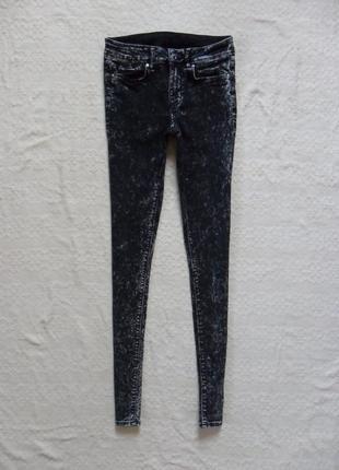 Стильные джинсы скинни h&m, 6-8 размер.