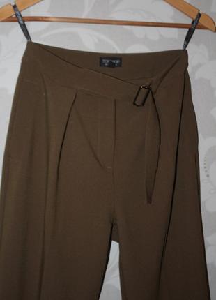 Хитовые брюки высокая талия topshop