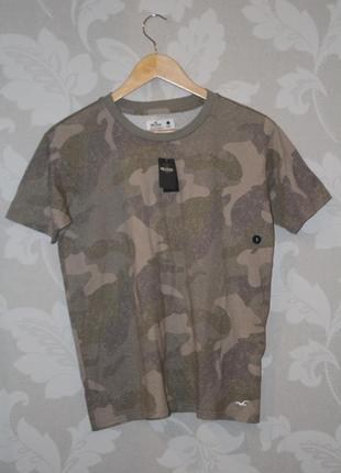 Хитовая брендовая футболка hollister